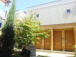 フォンテーヌB[2階]の外観