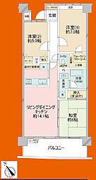 ダイアパレスお花茶屋2