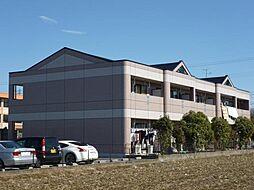 滋賀県東近江市五智町の賃貸アパートの外観