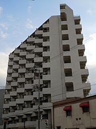 デトムワン二条城南[806号室]の外観