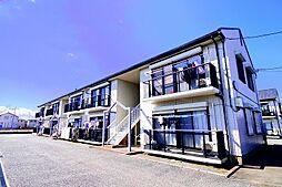東京都清瀬市竹丘3丁目の賃貸アパートの外観