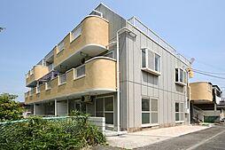 VILLA 湘南[2階]の外観