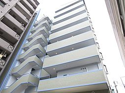 大阪府四條畷市岡山東1丁目の賃貸マンションの外観