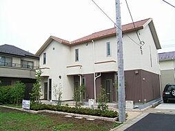 柴崎テラスハウスIII[1階]の外観