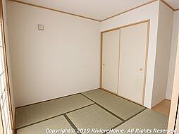 落ち着きの間、和室5帖の付いた4LDKタイプです。