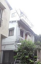 東京都豊島区北大塚3丁目の賃貸アパートの外観