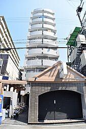 シャンクレール南堀江[2階]の外観