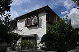 [タウンハウス] 千葉県市川市菅野2丁目 の賃貸【/】の外観