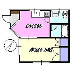 辻堂駅 4.5万円
