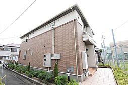 兵庫県伊丹市昆陽南3丁目の賃貸アパートの外観