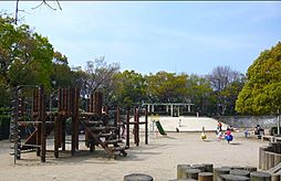 大井戸公園まで...