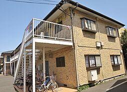 フォーチュネイト斉藤[2階]の外観