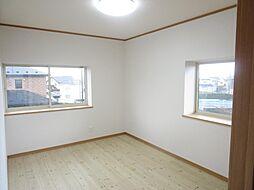 二階北東側洋室...
