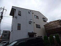 ビレッジ高[2階]の外観