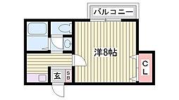 竜野駅 3.5万円