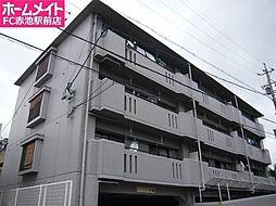 第3横吹小菅ビル[1階]の外観