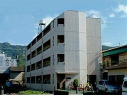 大和路ハイツ[4階]の外観
