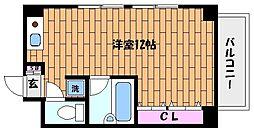 兵庫県神戸市灘区大内通2丁目の賃貸マンションの間取り