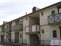 大阪府泉南郡熊取町大久保中1丁目の賃貸アパートの外観