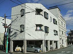 ハイムミヤザキ[3階]の外観