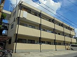 OMレジデンス柏原II[3階]の外観