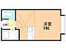 間取り,ワンルーム,面積16m2,賃料2.2万円,JR学園都市線 新川駅 徒歩11分,札幌市営南北線 北24条駅 徒歩20分,北海道札幌市北区北二十五条西14丁目2番26号