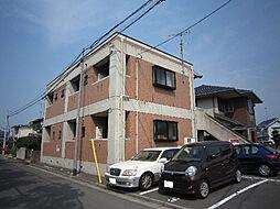 愛媛県松山市正円寺3丁目の賃貸マンションの外観