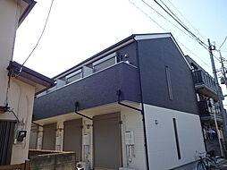 コーラルコート東村山壱番館[2階]の外観