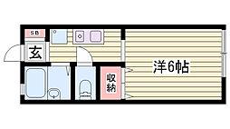 西舞子駅 3.3万円