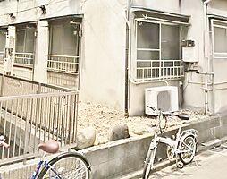 埼玉県川口市西川口6丁目の賃貸アパートの外観