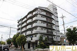 大阪府大阪市平野区長吉川辺2丁目の賃貸マンションの外観