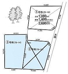 区画図 3号地
