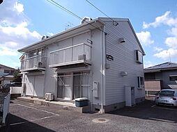 神奈川県横浜市緑区東本郷4丁目の賃貸アパートの外観