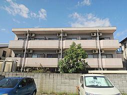 西山本ハイツ[2階]の外観