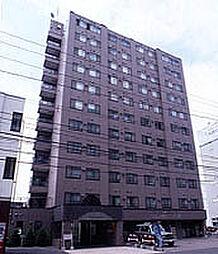 北海道札幌市東区北十一条東6丁目の賃貸マンションの外観