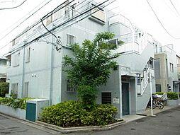 西田マンション[205号室]の外観