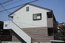 フラワーコーポ[2階]の外観