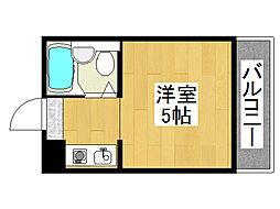 メゾン神江[3階]の間取り