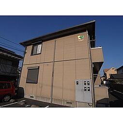 静岡県静岡市清水区高橋2丁目の賃貸アパートの外観