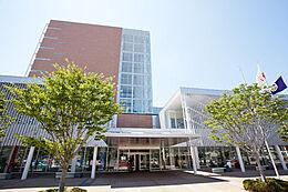 町田市役所(518m)