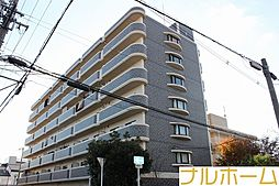 大阪府大阪市平野区加美南4丁目の賃貸マンションの外観