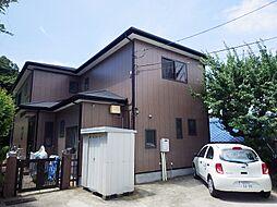[テラスハウス] 神奈川県横須賀市佐野町3丁目 の賃貸【/】の外観