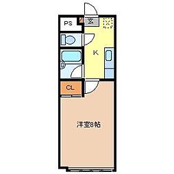 みわ鎌倉館[3階]の間取り
