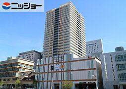 プラウドタワー名古屋栄402号[4階]の外観