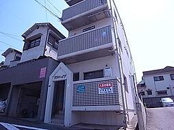 リッツ多聞台[1階]の外観