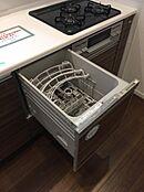 食洗機付きなので、節水、時短で忙しい方とお財布に優しいアイテムです。