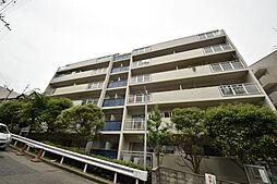 兵庫県神戸市長田区萩乃町3丁目の賃貸マンションの外観