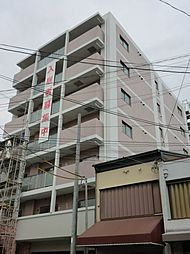 兵庫県尼崎市建家町の賃貸マンションの外観