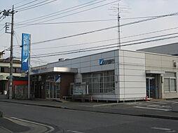 足利銀行 江曽...