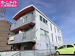 ピュアササキ[2階]の外観